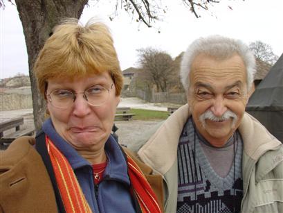 Szüleim