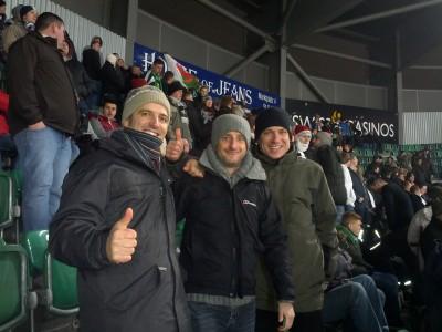 Gábor, a reptéri remete; Gareth, a walesi bárd; Dénes, a csocsó Roberto Carlos-a