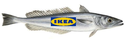 Ikea hekk