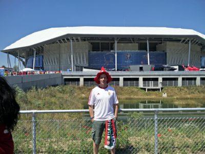 Stadion és én